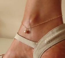 Золотой браслет ногу спб