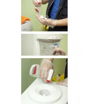 Кулер для воды ремонт своими руками